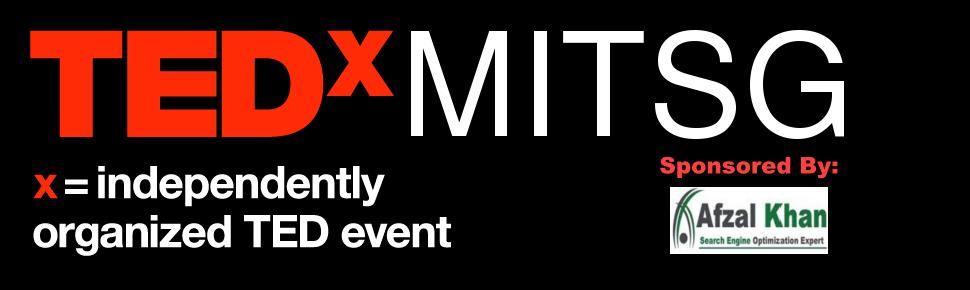 TEDx MITS, Gwalior Event Sponsor Afzal Khan